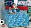 Apollo Olympus Budget 3' Single Coil Sprung Divan Bed