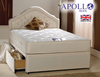 Apollo Morpheus 3' Single Coil Sprung Divan Bed