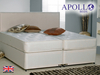 Apollo Lakonia 5' King Size Zip & Link Coil Sprung Divan Bed