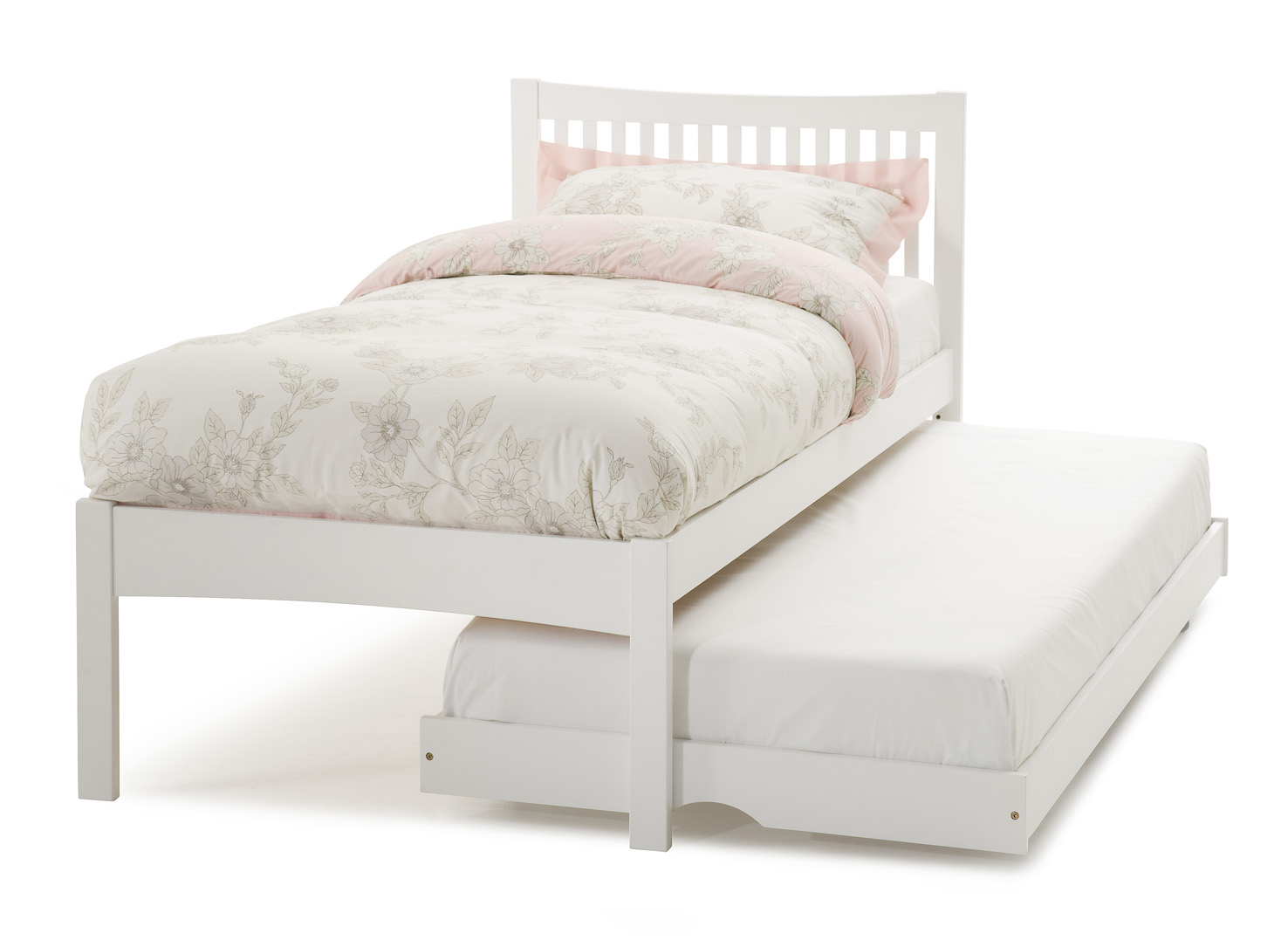 White Wooden Bed Frames 1476 x 1077
