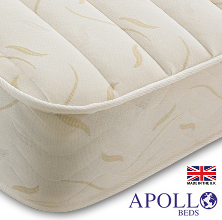 Tranquility Beds Apollo Beds Midas Memory Foam King Size