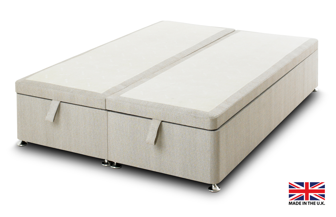 Storage bed small double storage bed for Double bed with storage and mattress